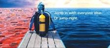 CoachCard Kék óceán startégiai előadás